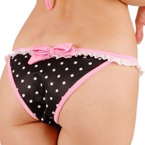 Trashy Lingerie Swim - Trashy Lingerie Sayonara polka dot bikini b9fd9807d